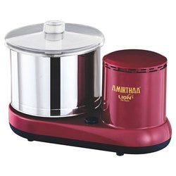 Picture of Amirthaa Grinder 2L Lion Hi-Tech (Red / Lavender)