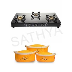 Picture of Preethi Stove Bluflame Sparkle/ Preethi Gift
