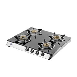 Picture of Kaff Chimney Cooktop KC60SSGI - 60CM