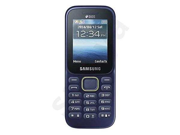 Picture of Samsung Mobile B310E