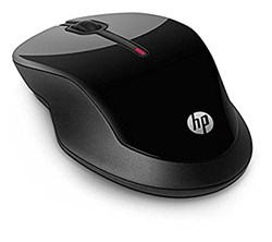 Picture of HP X3500 Wireless Mouse (Black)