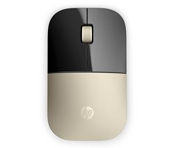 Picture of HP Z3700 Wireless Mouse (Modern Gold)