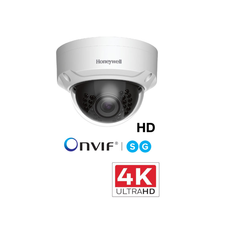 Honeywell CCTV Camera H4D8PR1 (8MP)