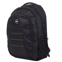 "Picture of Dell bag for laptop Polyester 15.6"" Black Laptop Backpack"