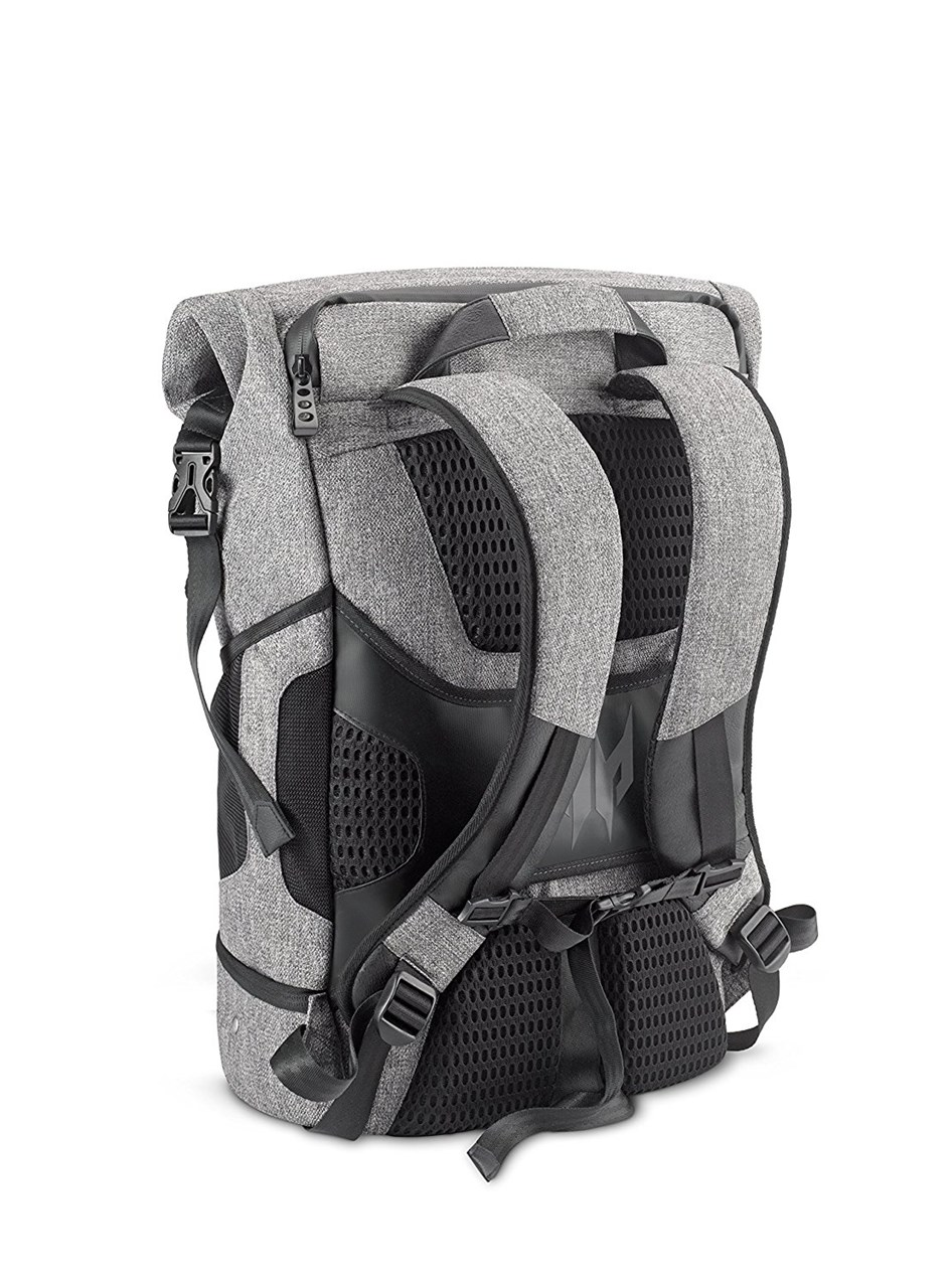 """Picture of Acer Predator Gaming Rolltop Backpack 15.6"""" for all Gaming  Laptops – Expandable space bcc29310a19fc"""