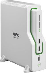 Picture of APC BGE50ML Network UPS and Mobile Power Pack (White)