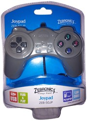 Picture of Zebronic ZEB-50JP USB Joypad Gaming Controllers