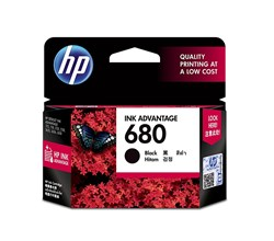 Picture of HP 680 Original Ink Advantage Cartridge