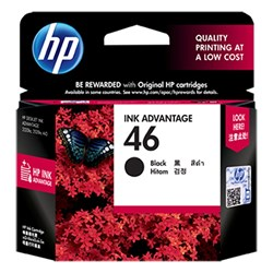 Picture of HP 46 Ink Cartridge