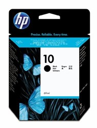 Picture of Hp C4844A 1N No 10 Large Black Ink Crtg Printer Cartridges