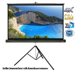 Picture of Elcor Tripod Type Projector Screens