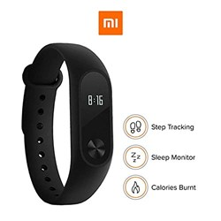 Picture of Mi Band - HRX Edition (Black)