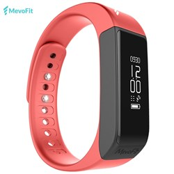 Picture of MevoFit Drive - Red Fitness Band & Activity Tracker (Red)