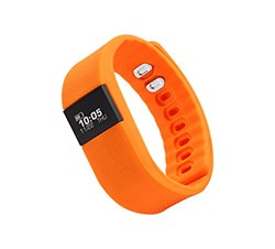 Picture of Zebronics Fit100 Fitness Band (Orange)