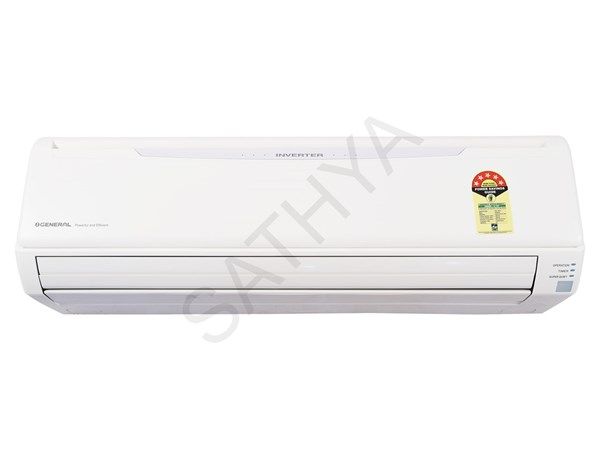 Picture of OG AC 1.5Ton ASGA18JCCB - R410A Inverter 5 Star