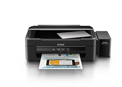 Picture of Epson L361 Multifunction Color InkTank Printer (Black)