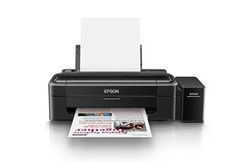 Picture of Epson L 130 Color Single Function Inkjet Printer