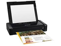 Picture of Epson WorkForce WF-100 Wireless Mobile Printer