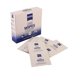 Picture of Zeiss Pre-Moistened Lens Cleaning Wipes