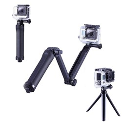 Picture of Smiledrive Gopro 3 in 1 Adjustable Selfie Stick Extension