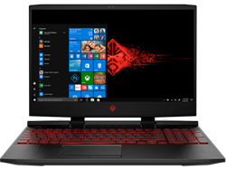 "Picture of HP OMEN Laptop 15-DC0082TX  (Ci7-8750H-8GB-1 TB+128 GB-Win10-NVIDIA GeForce GTX 1050Ti 4GB DDR5 -15.6"" FHD)"