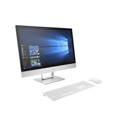 Picture of HP Pavilion 24-QA051in All-in-One Desktop (7th Gen Intel Ci5 (Quad core)-8GB-1TB HDD + 128GB SSD-Win10-2GB DDR 5 Graphics)