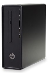 Picture of HP Slimline 270-p027il Tower Desktop(7th Gen Intel Core i3-7100 Dualcore-4GB-1TB-DOS-Intel HD Gfx-Without Monitor)