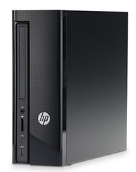 Picture of HP Slimline 270-p033in Tower Desktop(7th Gen Intel Core i3-7100 Quadcore-4GB-1TB-Win10-Intel HD Gfx-Without Monitor)