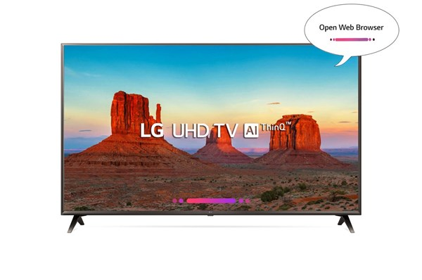 "Picture of  LG 65"" 65UK6360 4K UHD"