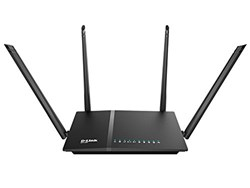 Picture of D-Link DIR-825 Wireless AC1200 Dual Band Gigabit Router