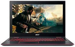 Picture of Acer Laptop Nitro Spin NP515-51 (Ci7-8550U-8GB-1TB+128GB-Win10-GTX1050-4GB) (NH.Q2YSI.011)