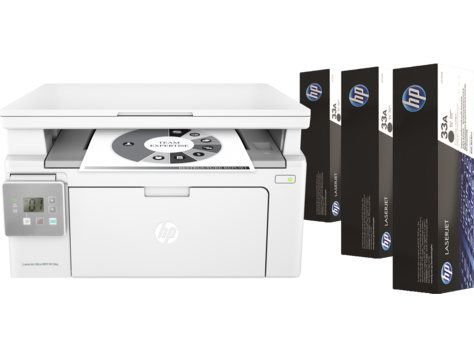 Picture of HP Printer Ultra Laser AIO M134A