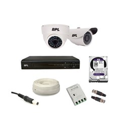 Picture of BPL 2 HD CCTV Combo Pack