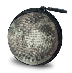 Picture of Orb Earphone Case Camouflage Grey
