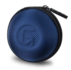 Picture of Orb Earphone Case: Electric Blue