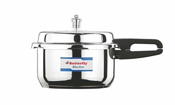 Picture of Butterfly Cooker 7.5L Blue Line Steel