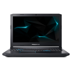 Picture of Acer Laptop Predator Helios 500 PH517-61 (Ryzen 7 2700-16GB-2TB+512GB-AMD VEGA 56 8GB-W10-17.3''-FHD)(NH.Q3GSI.002)