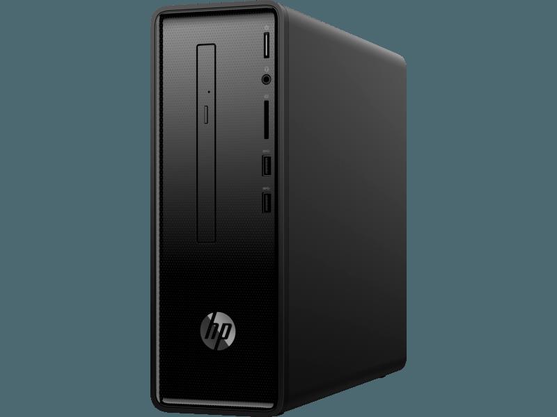 HP Slimline 290-a0012in Desktop 8th Gen pentium J5005-4GBDDR4-1 TBHDD-Win10  Home-Intel HD GFX