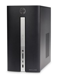 Picture of HP Pavilion 570-p044in Desktop(7th Gen Core i3-7100-4 GB DDR4 -1TBHDD-Win10 Home -Intel HD Gfx)