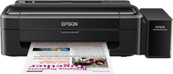 Picture of Epson L130 Single Function InkTank Printer