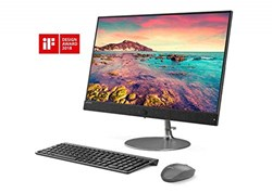 "Picture of Lenovo Premium AIO 730s 24IKB F0DX0005IN(CI7-8550U-16GB+128GB SSD-2TB-W10-AMD-R530-23.8"" FHD-Touch )"