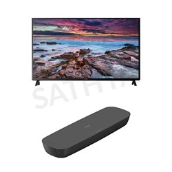 "Picture of Panasonic 43"" LED TH-43FX650D+Sound Bar"