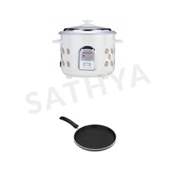 Picture of Sowbaghya Rice Cooker 1.8LTR Annam+Tawa