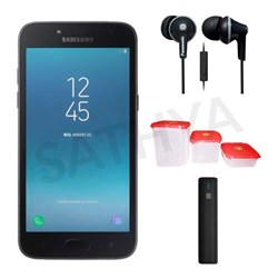 Picture of Samsung J250F  (GALAXY J2 18) 16GB + Power Bank (or) Earphone + 3Pcs Plastic Modular Container Set