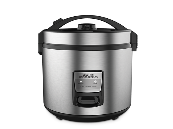 Picture of Kent Electric Rice Cooker 5L SS