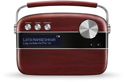 Picture of Saregama Audio Carvaan Premium Tamil Cherry Red