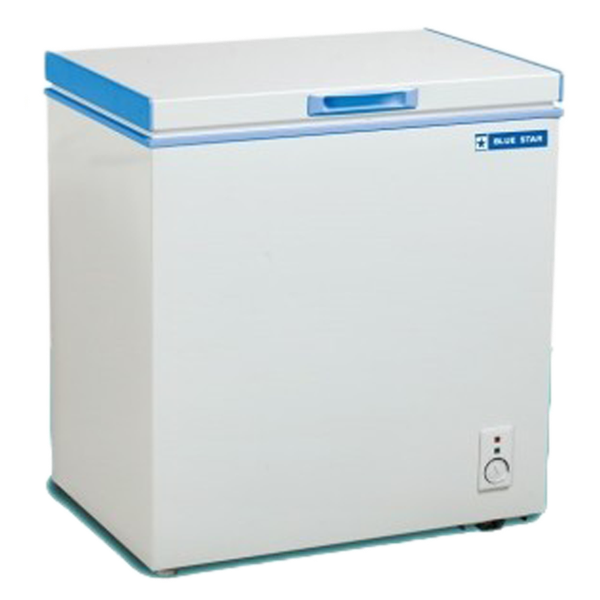 Picture of Bluestar Chest Freezer 200Ltr CHFSD200DSW
