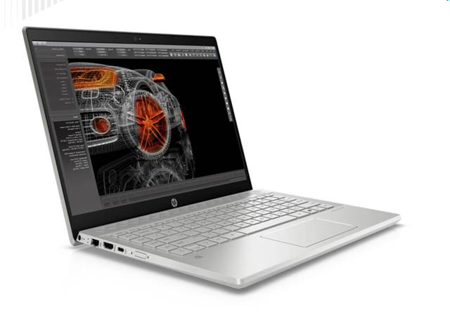 HP Laptop Pavilion 15-CS2082TX (Ci5-8265U-8 GB-1TB+256 SSD-Win 10-MX 250  DDR5 Nvidia GFX-15 6