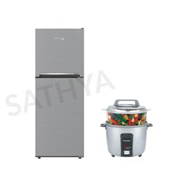 Picture of Voltas Beko Fridge 230L + Panasonic E.R.C