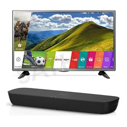 "Picture of 32"" Smart LED+Panasonic Sound bar"
